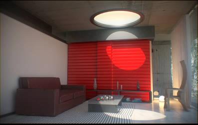 Exterior's interior