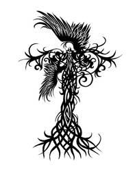 treewoman tattoo by TSRodriguez
