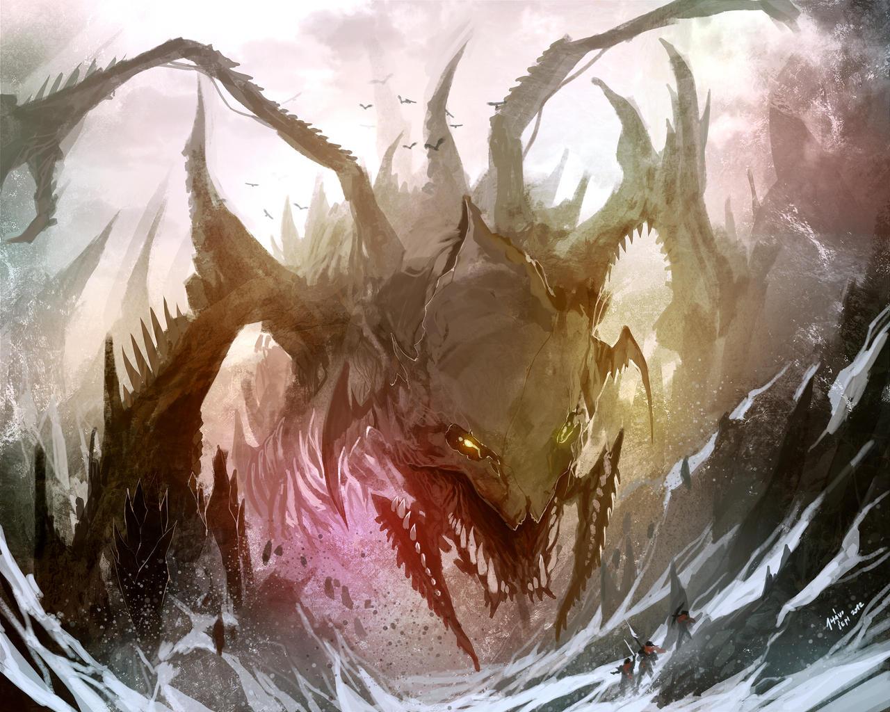 Tarazu the pain bringer by Shev14th
