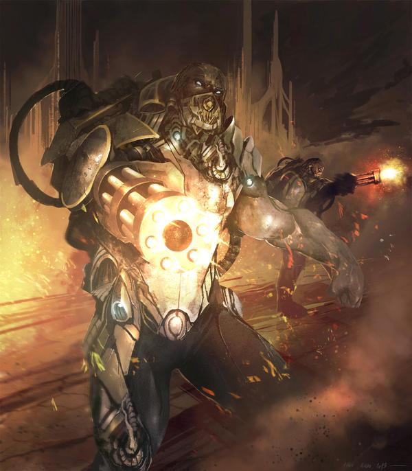 Katan's Revenge by Shev14th
