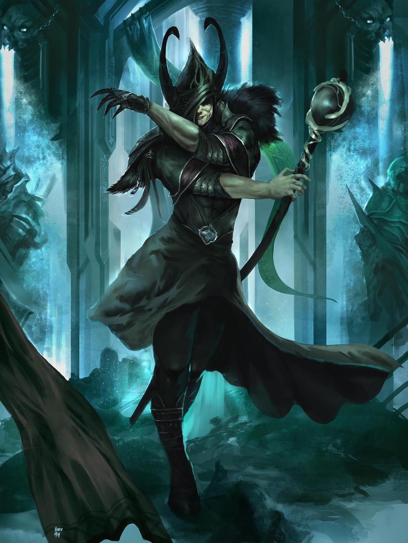 Loki by TSRodriguez on DeviantArt