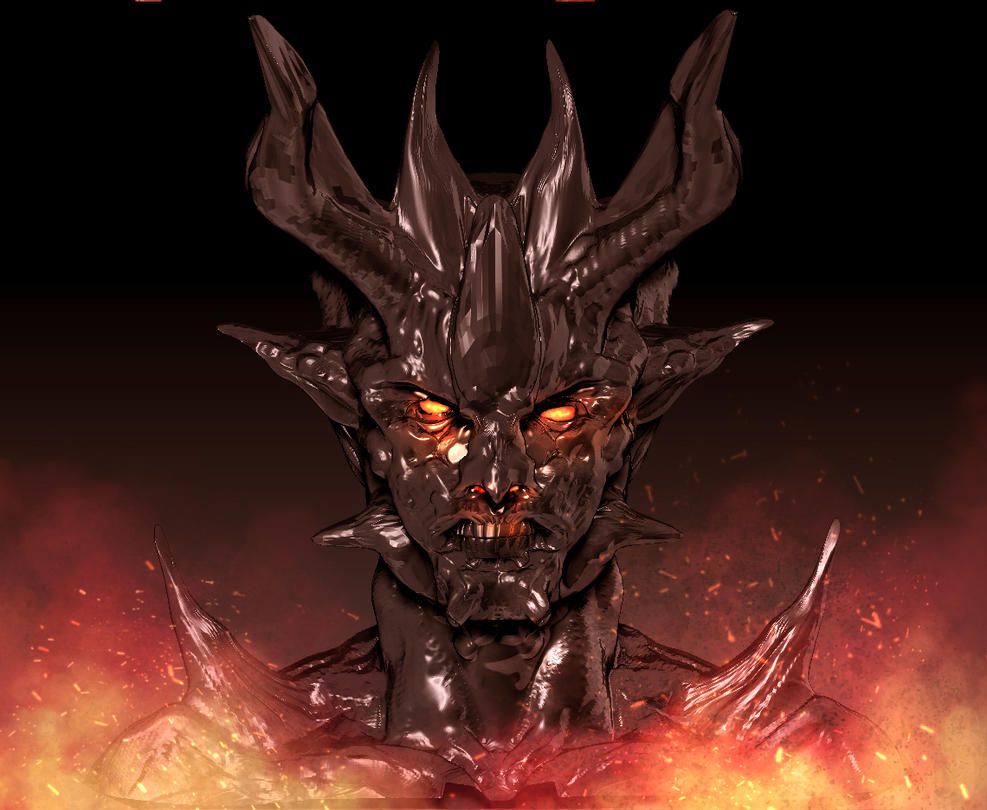 Demon 1 Test by Shev14th