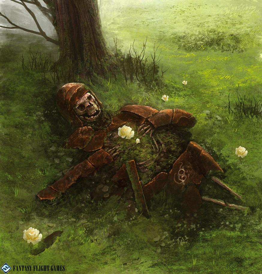 ForgottenByHistory - GOT - Mid 2016 Works 7 by TSRodriguez