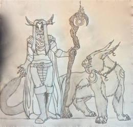 Rahnah by Valkyryn