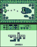 Binding of Isaac Gameboy DS