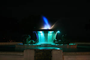 Mission Bay Fountain by Rikko40