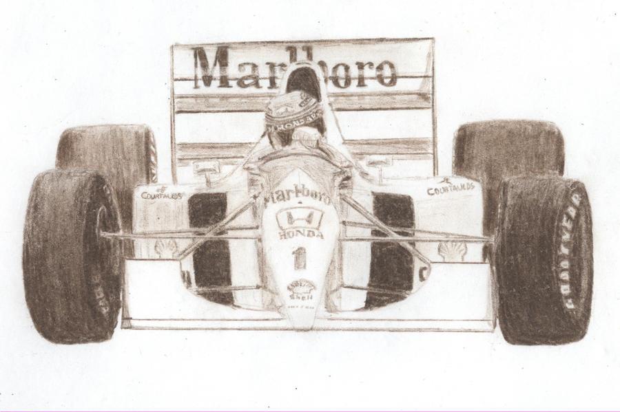 Senna by Mrpalaces