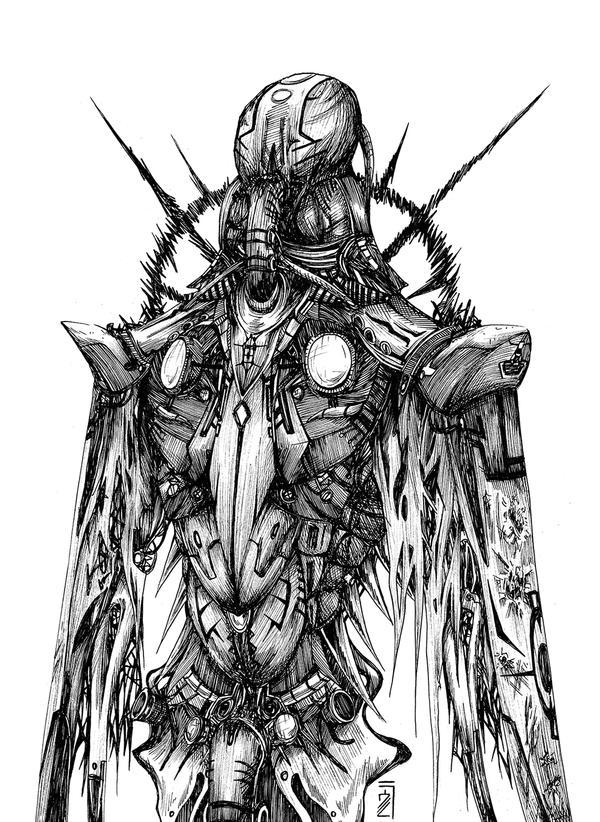 Cybermojo by X-RaD