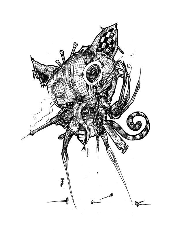 Mr.Voodoo by X-RaD