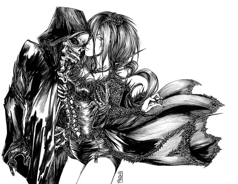 Death Love by X-RaD