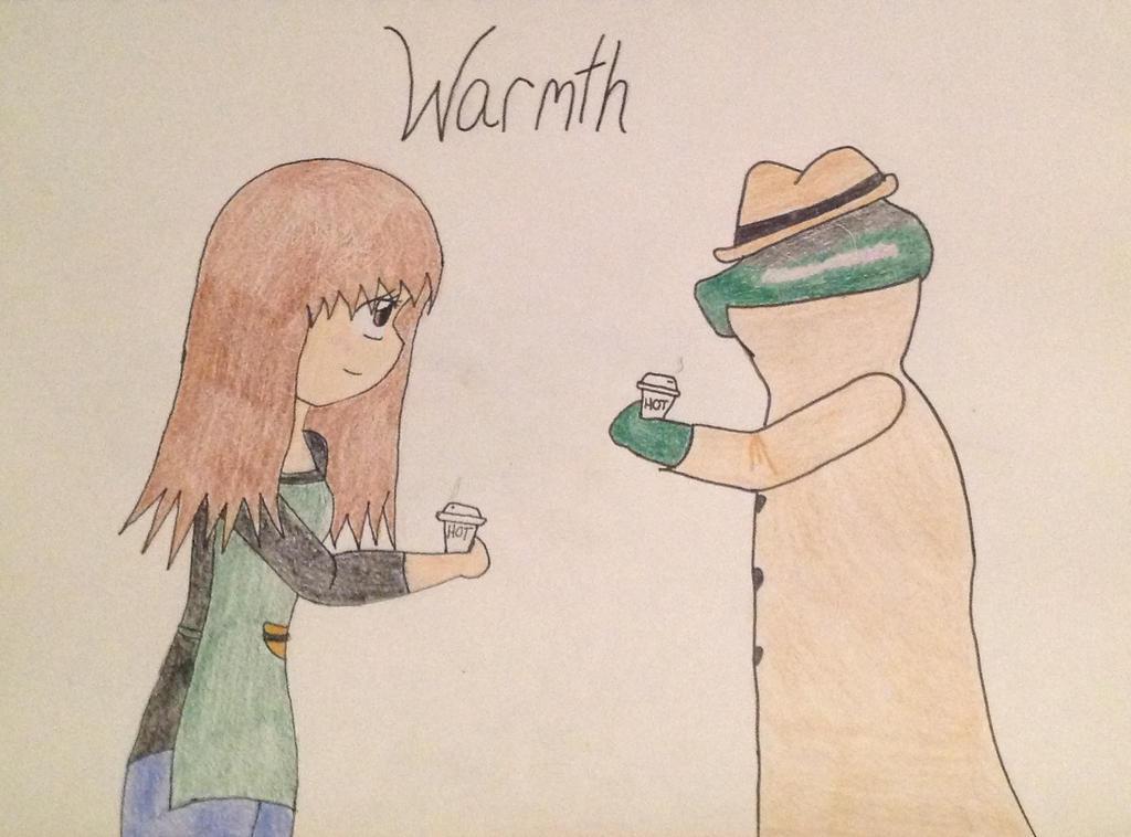 Warmth by Amaterasu-Hanako
