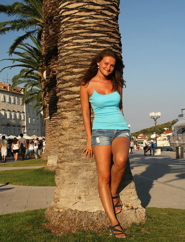 Beauty in Croatia