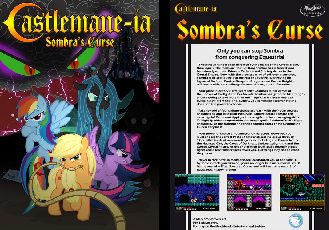 Castlemane-ia: Sombra's Curse by Mace66VW