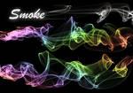 20 Smoke PS Brushes abr. Vol.7