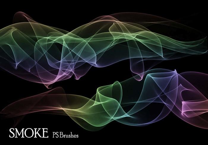 20 Smoke PS Brushes abr. Vol.8 by fhfgdjjkhjkj