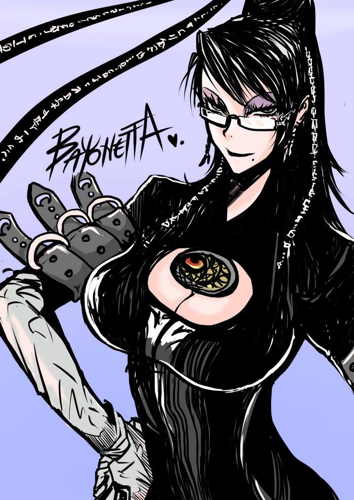 Bayonetta by TopGodzilla