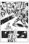 Spiderman Test Page 01 - Bohrer by FabsBohrer