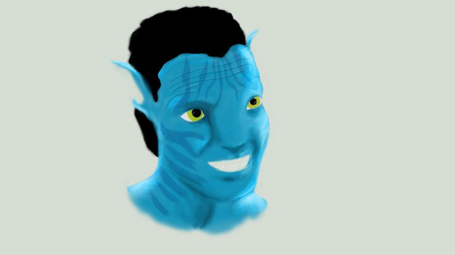 Jake Avatar happy WIP2