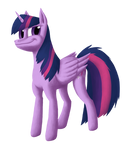 Twilight Sparkle for Eric's birthday