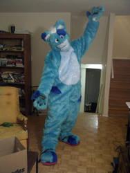 Nuka-Kitty Fullsuit Done by Draconigenae666