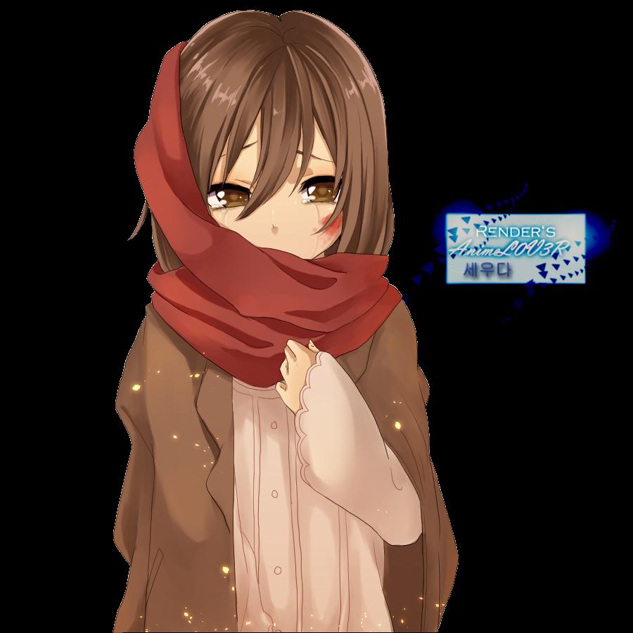 Mikasa (Shingeki no Kyojin) Render by Ani07