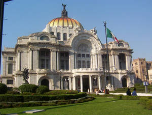 Bellas Artes Mexico 1