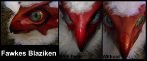 Fawkes Blaziken Face