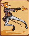 TGMD - Pistol Power
