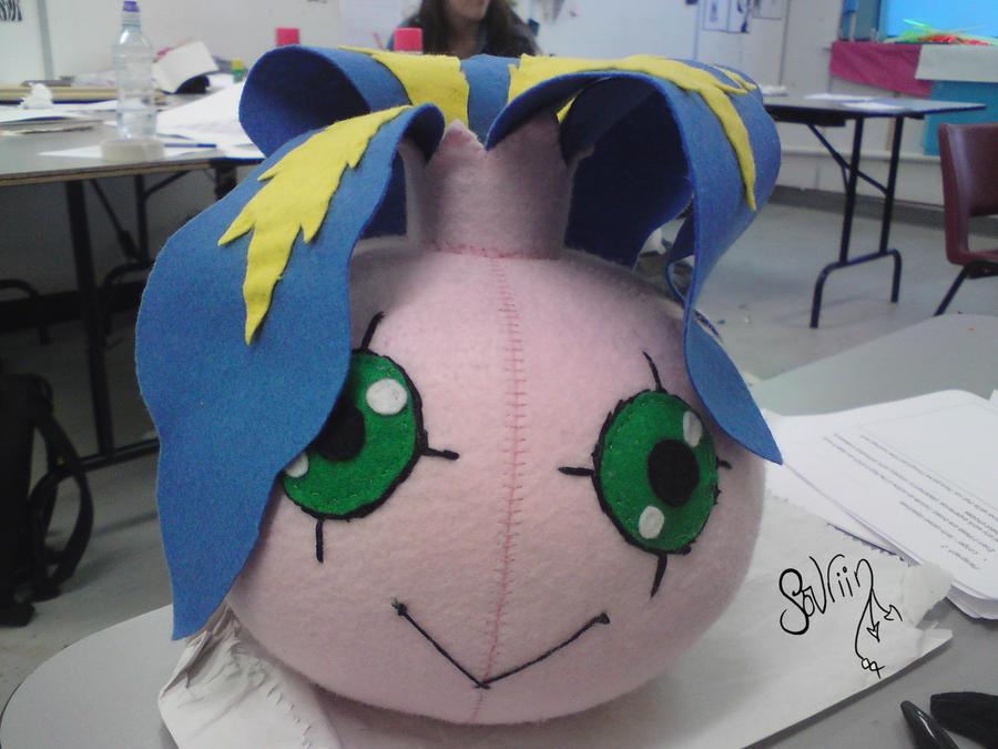 Yokomon Plushie by Sovriin