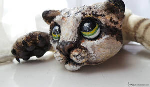 Sand the Sand Cat SOLD ... by Sovriin
