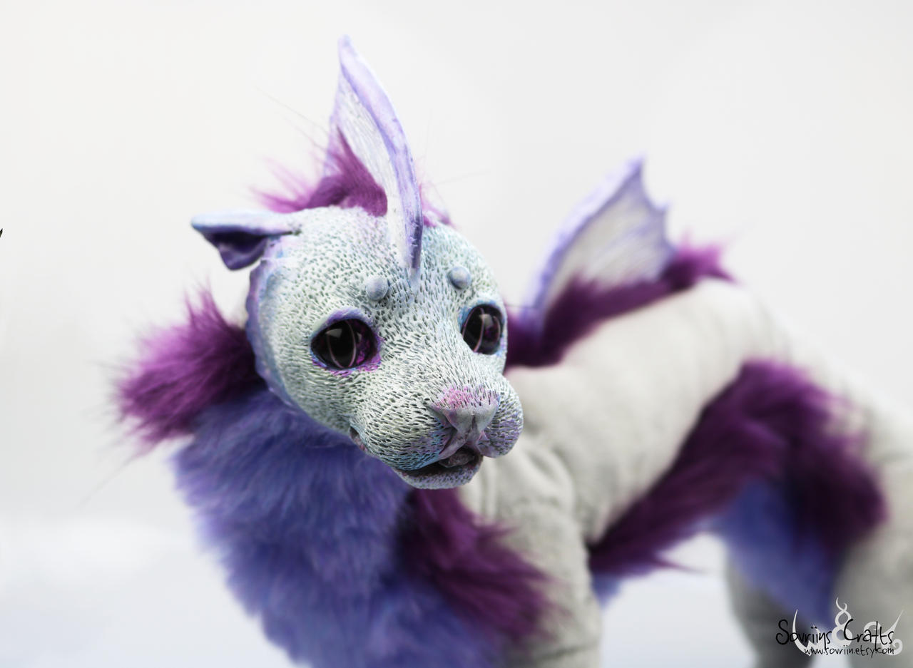Sanuik the Sea Puppy Poseable Art Doll SOLD ...