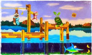 Lake Orangatanga by JennyyLovee