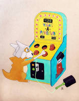 Pokemon Arcade by JennyyLovee
