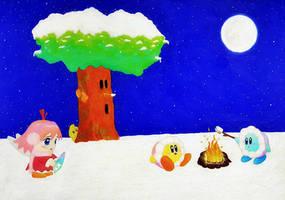 Winter in Dreamland by JennyyLovee