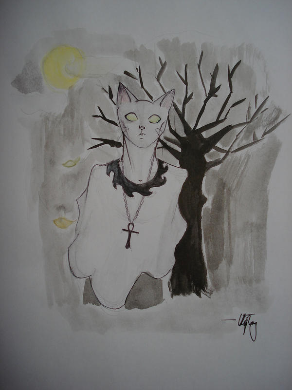 Deathmark by Lysalle