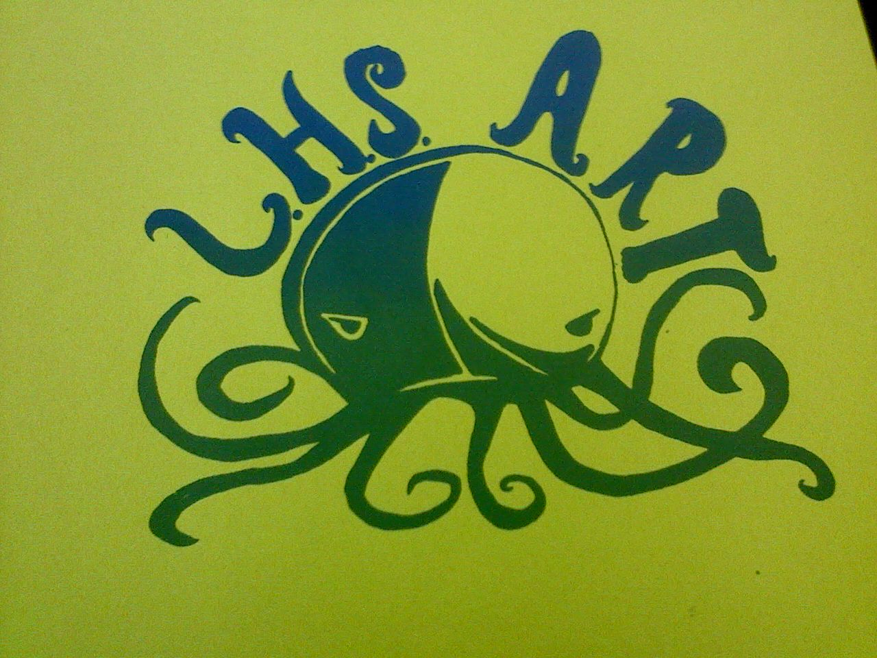 angry octopus drawing - photo #28