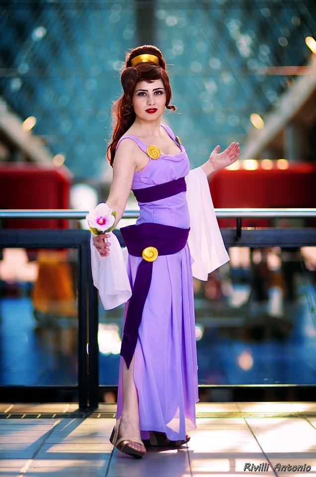 Megara cosplay - Hercules by ely707