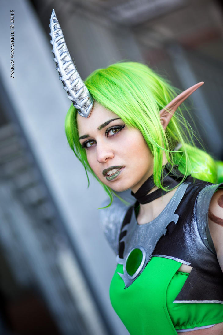 Dryad Soraka - League of legends cosplay by ely707