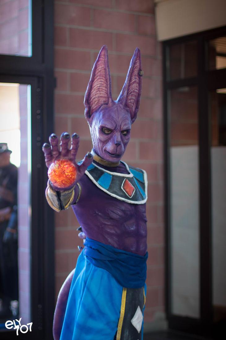 Beru sama cosplay dragonball beru-sama by ely707