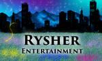 Rysher Entertainment Logo Remake by BlueySerperiorNeo