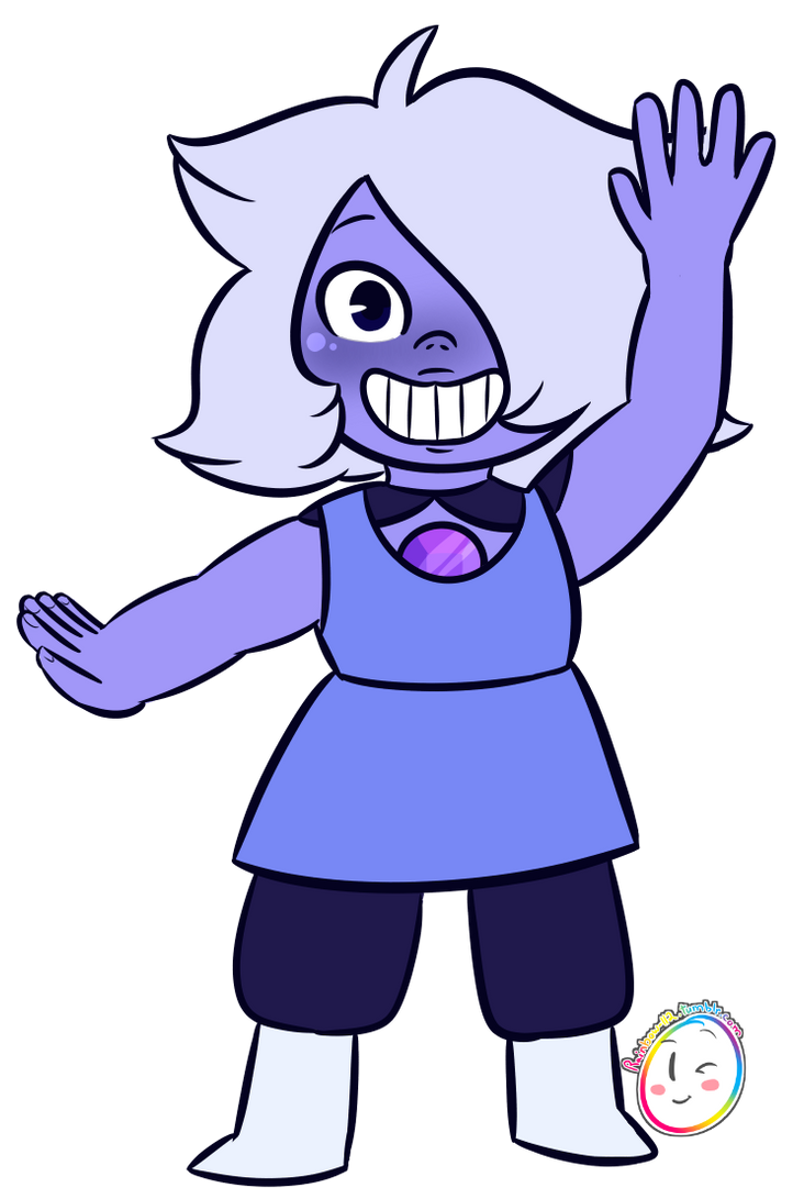 Young Amethyst by Rainbow112