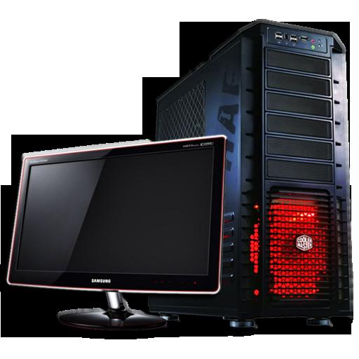 My Computer's fahr by dj-fahr