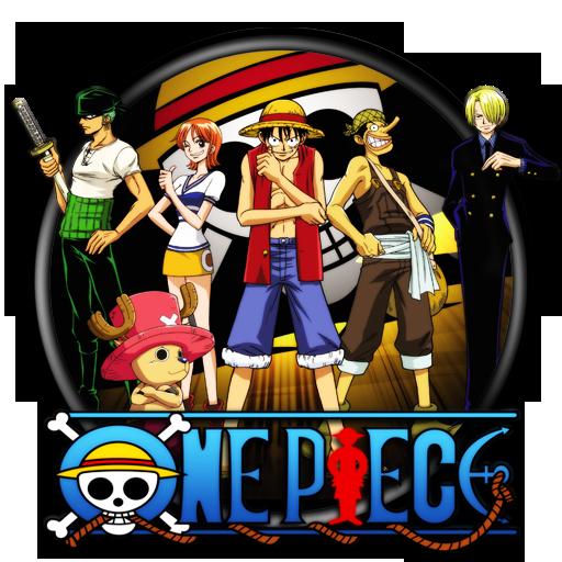 Animes - One Piece F by dj-fahr