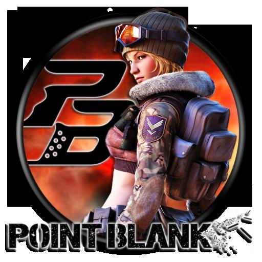 point blank лого: