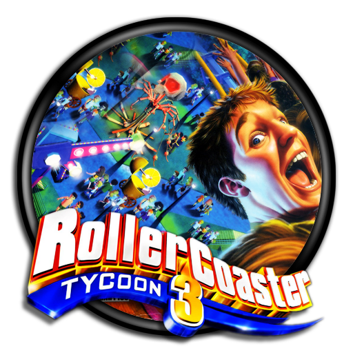 RollerCoaster Tycoon Rollercoaster tycoon 3