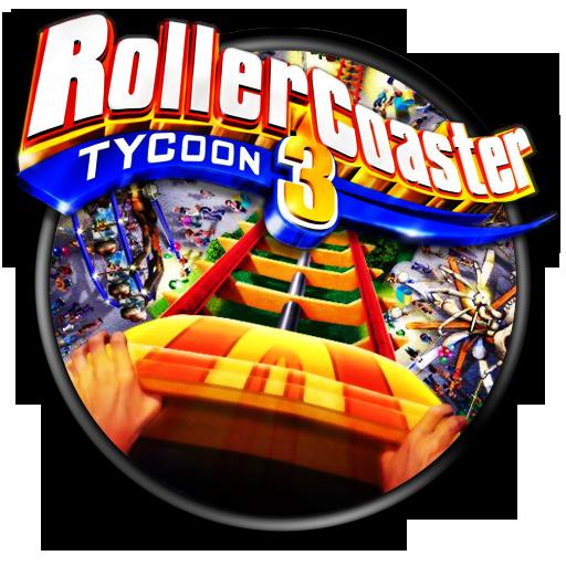 Roller Coaster Tycoon 3 A by dj-fahr on DeviantArt