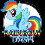 My Little Pony - Rainbow Dash B1