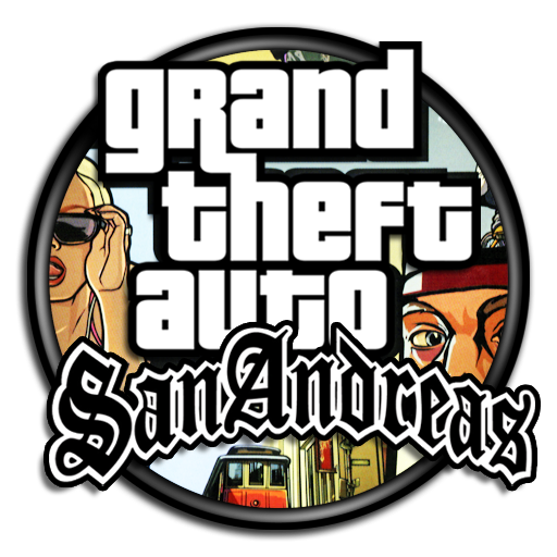 gta san andreas новые иконки: