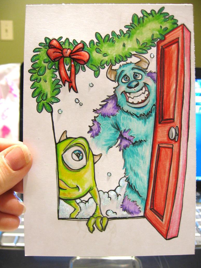 Disney Photo Christmas Cards. a tradition of disney studio christmas ...