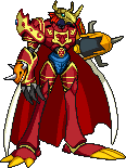 RoyalGreymon by RikuKH1